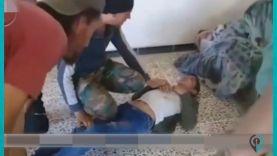 عناصر النظام يعذبون طفلاً بتهمة السرقة شرقي ديرالزور
