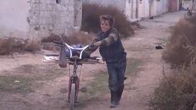 جولة تسلط الضوء على وضع العائلات النازحة من منطقة المرج بريف دمشق
