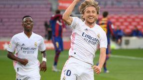 ريال مدريد يدفع بالثنائي العائد لصدارة التشكيل