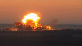Dead and wounded in an explosion of warehouses of the 20th Brigade in Al-Qalamoun