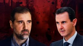 A loyal poet from the coast launches a sharp attack on Bashar al-Assad and Rami Makhlouf