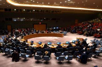 إدلب تشعل سجالاً  في مجلس الأمن بعد التصعيد الروسي الأخير