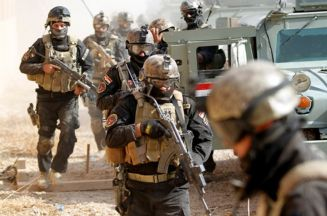 حاولوا عبور الحدود...الجيش العراقي يضبط 11سوريا