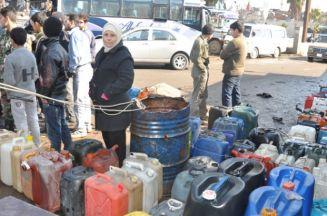 النظام يحرم المواطنين من مازوت التدفئة..والأهالي يتساءلون :  هل تبخرت مخصصاتنا..؟