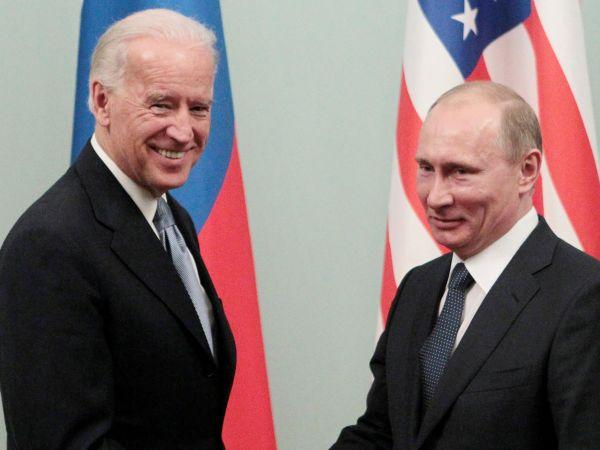 البيت الأبيض  يكشف عن النقاط التي ناقشها بايدن مع بوتين بشأن سوريا
