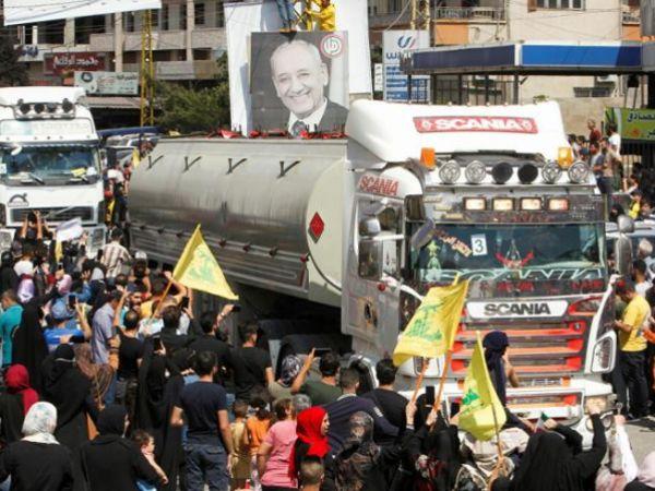 تسريبات: إسرائيل لن تستهدف قوافل  النفط الإيرانية القادمة من سوريا  إلى لبنان