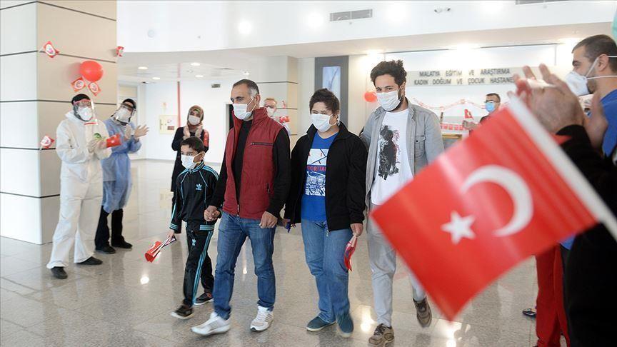 تركيا : ارتفاع حصيلة المتعافين من كورونا
