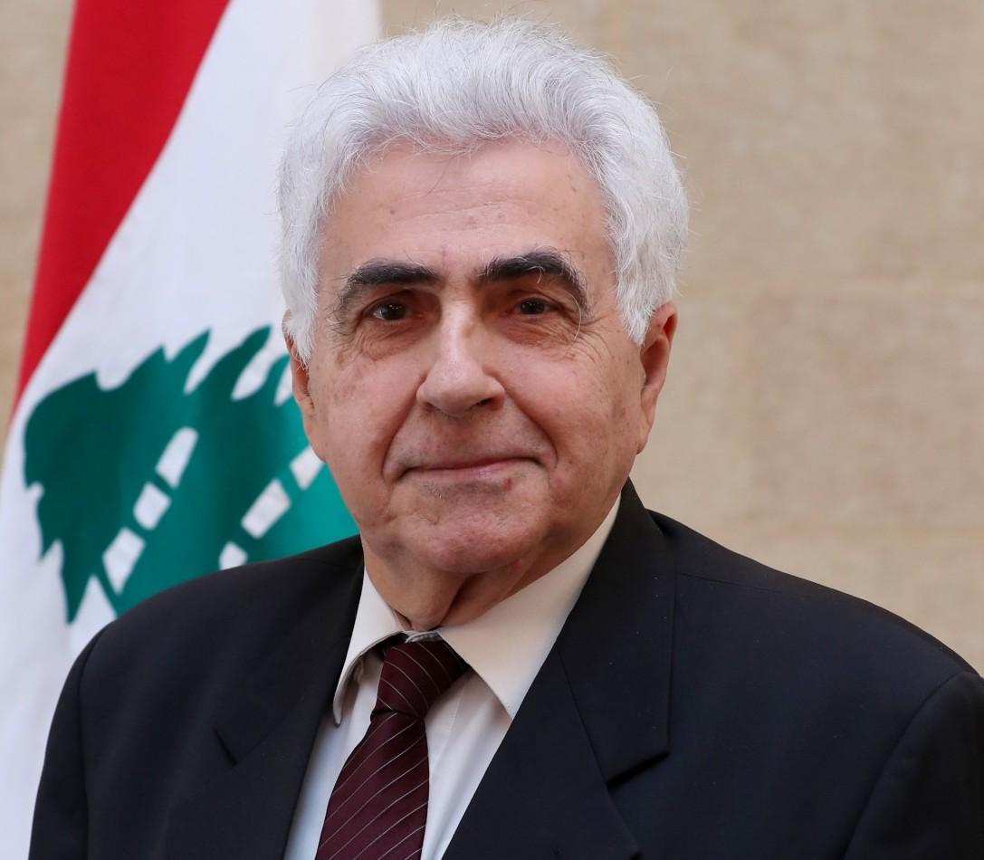 استقالة وزير الخارجية اللبناني