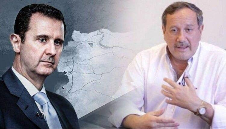 """فراس طلاس  يطرح احتمالات للحل في سوريا ورؤيته حول  مصير """"بشار الأسد"""""""