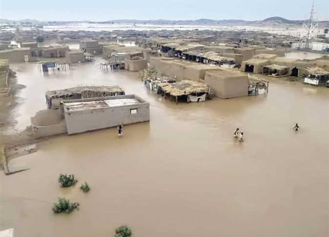 انهيار سد في السودان يدمر مئات المنازل.. و يتسبب بنزوح مئات العائلات