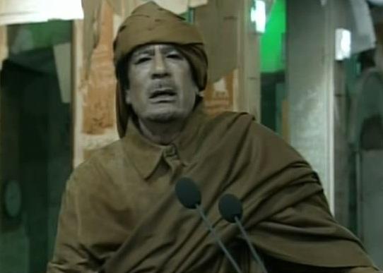 صحيفة بريطانية: نبوءة القذافي تتحقق بعد 9 سنوات من مقتله