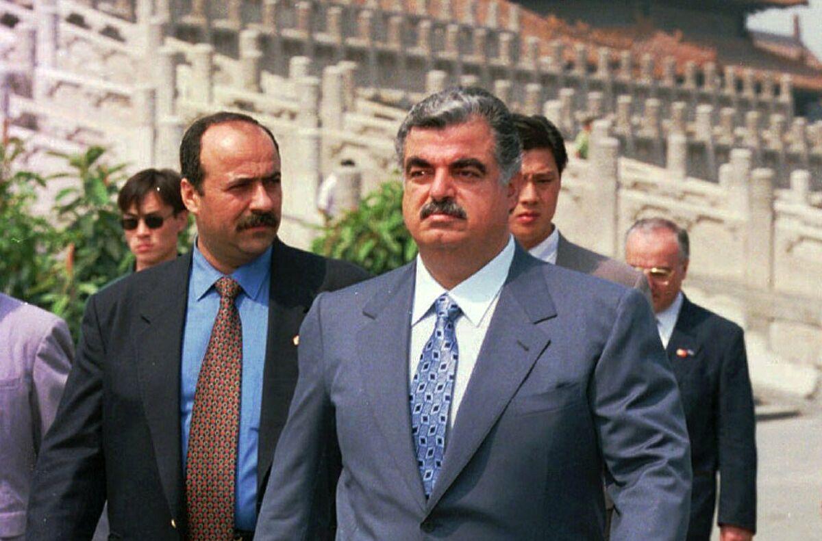 هل تورط  نظام الأسد  في اغتيال رئيس وزراء لبنان الأسبق رفيق الحريري؟  ..تفاصيل