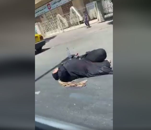 كورونا.. اختناق امرأة وسط دمشق يثير الفزع على وسائل التواصل وصحة النظام تكشف توزع الإصابات (فيديو)