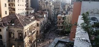 تفاعل دولي واسع مع انفجار بيروت