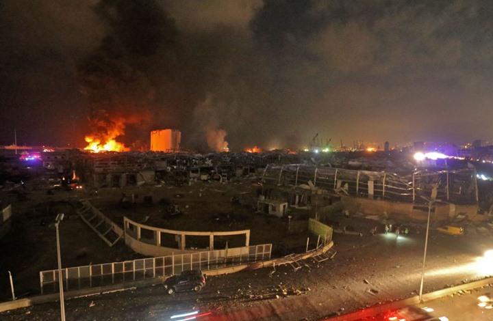 حزب الله يرفض اتهام اسرائيل في انفجارات مرفأ بيروت