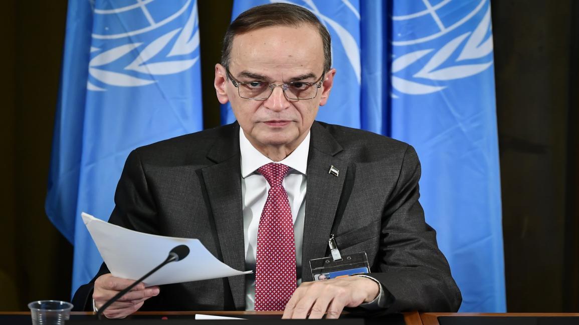 """""""هادي البحرة"""": المعركة القادمة في سوريا ستكون """" سياسية"""""""