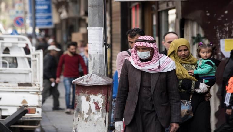 سوريا تسجل رقما قياسيا جديدا بالإصابات بكورونا