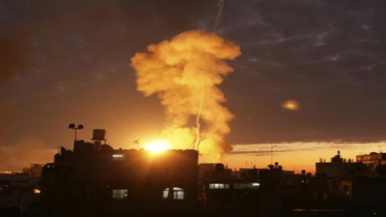 """تل أبيب اعتبرت  القصف في سوريا """"مقدمة لغارات على لبنان"""" فهل فعلتها أمس ؟"""