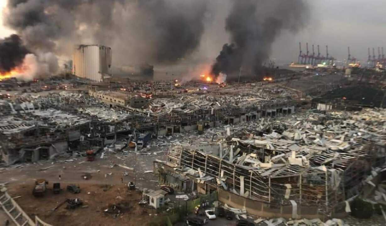 وزير الصحة اللبناني: عدد المفقودين بانفجار بيروت يفوق القتلى