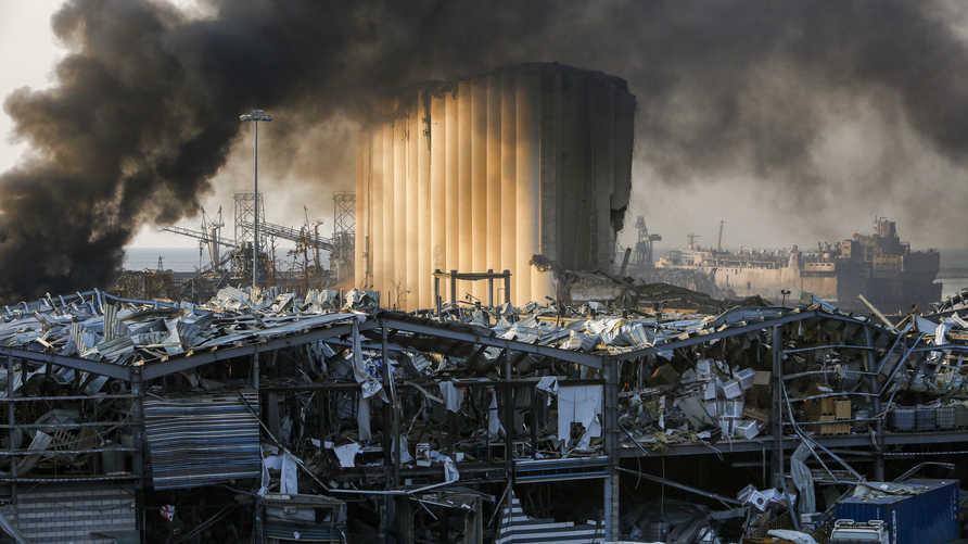 مولدافيا: لا علاقة لنا بانفجار بيروت