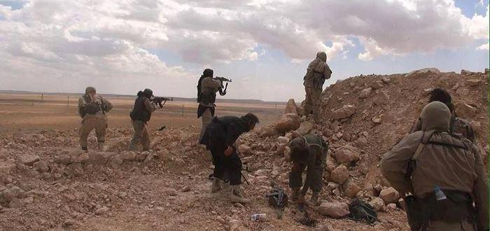 النظام يعلن صد هجوم لتنظيم داعش شرق حماة