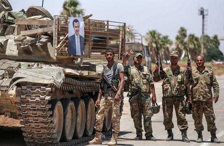 """نظام الأسد يعدم أكثر من 65 عنصرا من قواته  بعد إصابتهم بـ""""كورونا"""""""