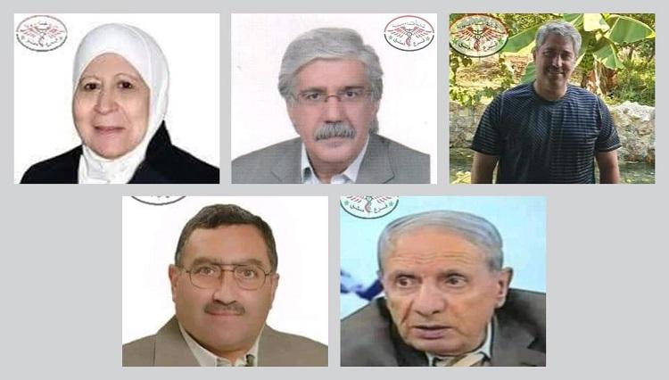 وفاة 17 طبيباً في دمشق وريفها بفيروس كورونا (صور)