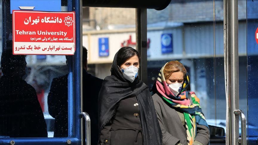 عدد ضحايا كورونا في إيران يتجاوز 18 ألفا
