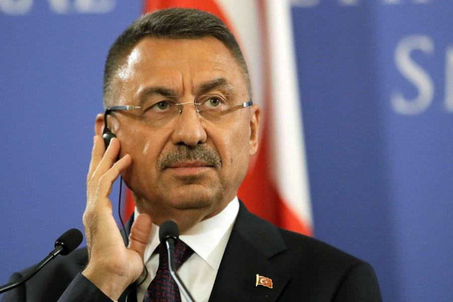 نائب أردوغان يزور لبنان غدا السبت