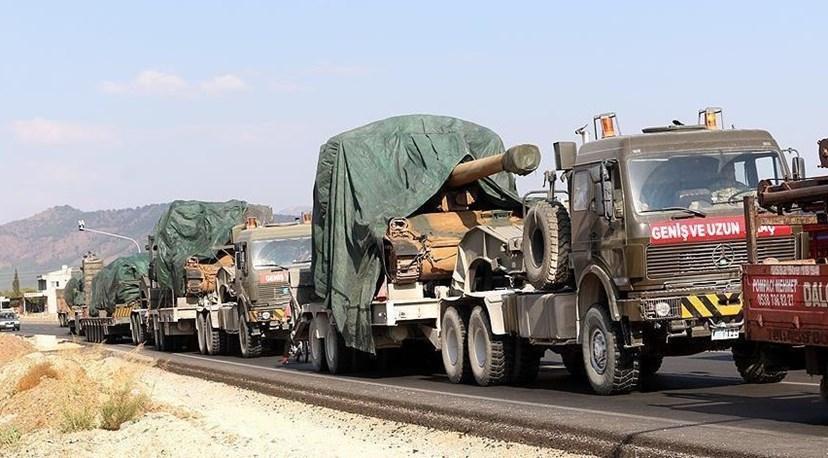 مناوشات عسكرية على جبهات إدلب تزامناً مع تعزيزات للجانبين