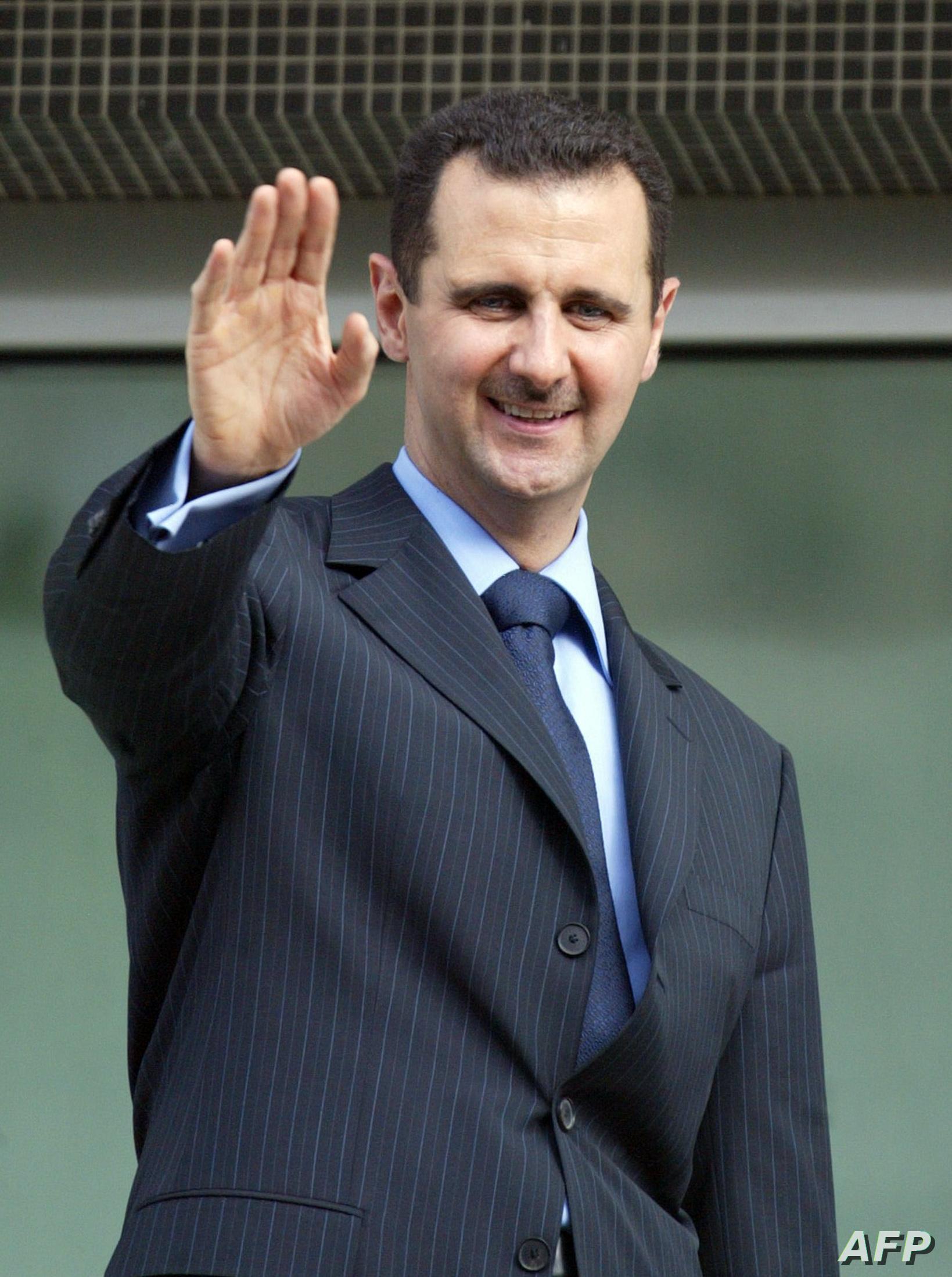 """موقع """"غلوبال سكيورتي ريفيو"""": بشار الأسد سيرحل عن السلطة قريباً"""