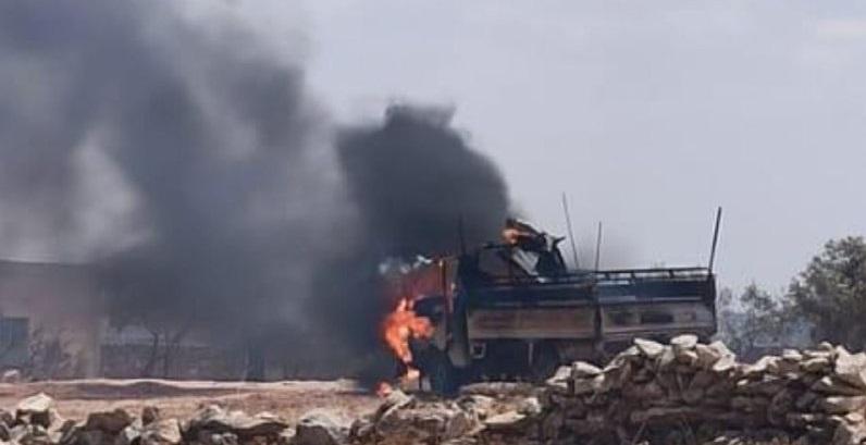بعد إنشاء قيادة عسكرية مركزية تركية.. ارتفاع حدة القصف على قرى وبلدات جنوبي إدلب