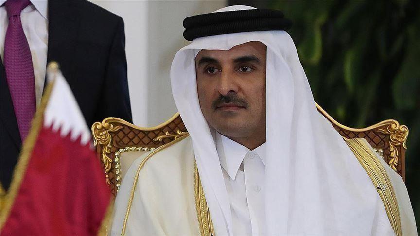 أمير قطر يعلن عن تقديم 50 مليون دولار لمساعدة لبنان