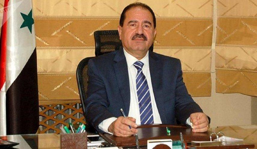 """وزير النقل في النظام يعلق على أنباء وجود  """"نترات الأمونيوم"""" في مرفأ اللاذقية"""