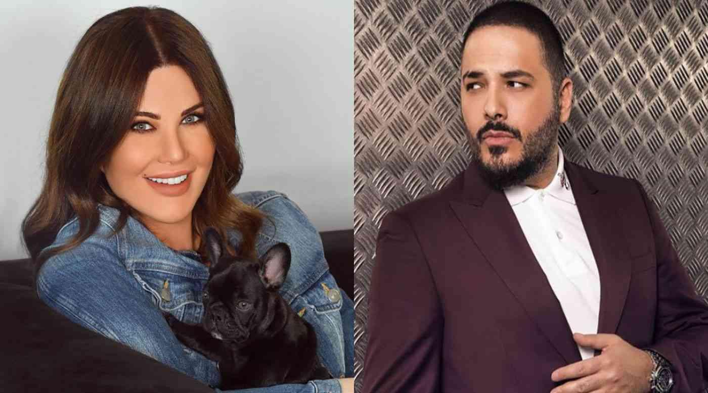 الفنان  رامي عياش والإعلامية منى أبو حمزة يرفضان منصباً  وزارياً في الحكومة اللبنانية
