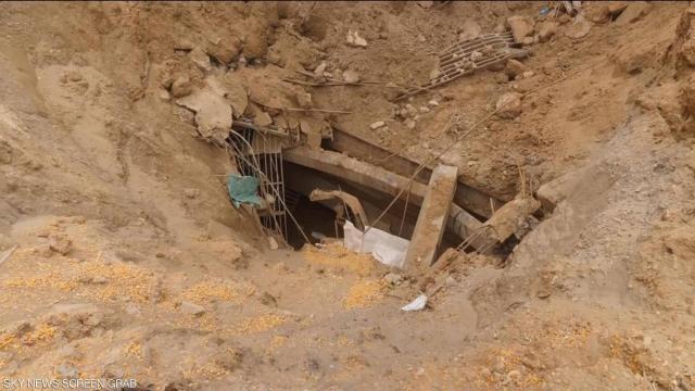 الجيش اللبناني يوضح  حقيقة الأنفاق تحت مرفأ بيروت (فيديو)