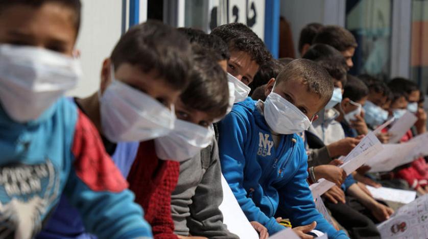 إصابات جديدة بفيروس كورونا في مناطق النظام وقسد والمعارضة