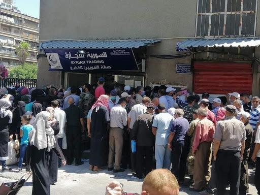 هل يتقصد النظام نشر الكورونا بين السوريين ..؟