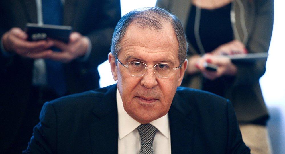 لافروف: نأمل في انعقاد اجتماع اللجنة الدستورية خلال الشهر الجاري