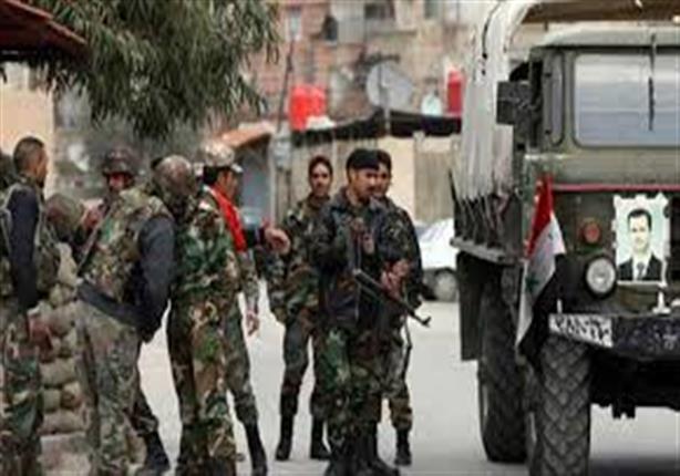"""النظام السوري يرسل تعزيزات إلى محيط منطقة """"خفض التصعيد"""""""