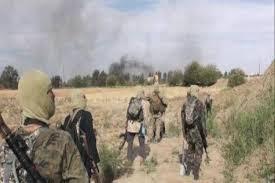 """""""تنظيم الدولة"""" يوقع عدد من عناصر قوات النظام في كمين نصبه غرب دير الزور"""