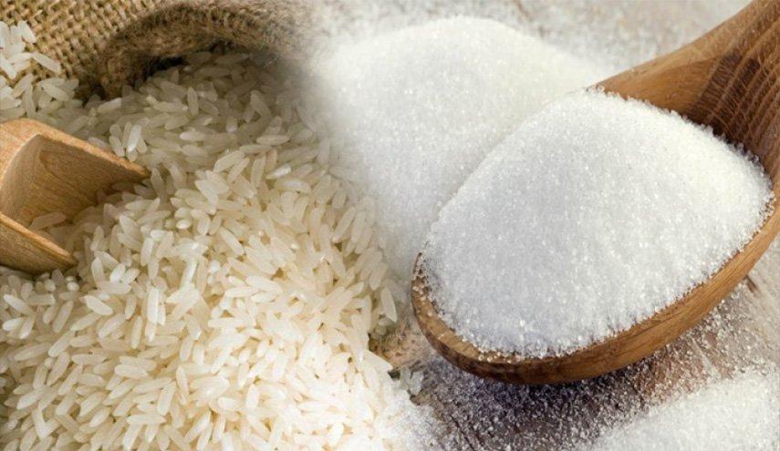 التجارة الخارجية في حكومة الأسد  : تم تأمين احتياجات النظام من مادتي السكر و الرز  لعدة أشهر