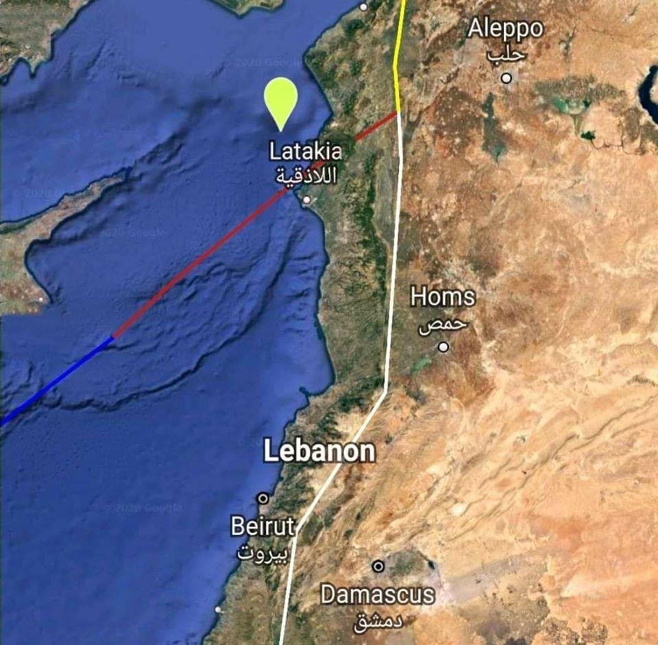 زلزال يضرب الساحل السوري
