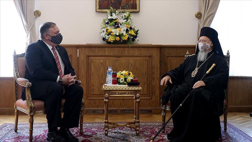 أردوغان ليس لديه الوقت لعقد لقاء مع وزير الخارجية الأمريكي