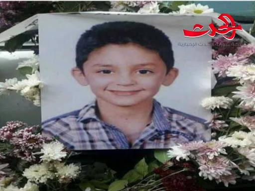 دمشق .. طفل يلقى حتفه بعد سقوطه في عجانة مخبز