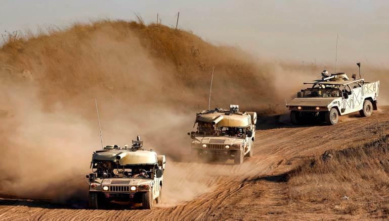 بالفيديو...إسرائيل تفكك حقل الألغام في الجولان وتحذر النظام السوري