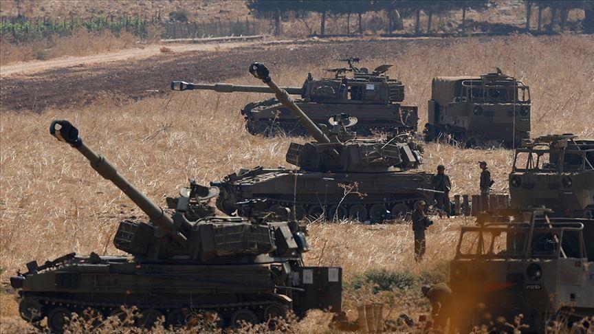"""على """"غير المعتاد"""".. الجيش الإسرائيلي يوثق هجمات نفذها في سوريا"""