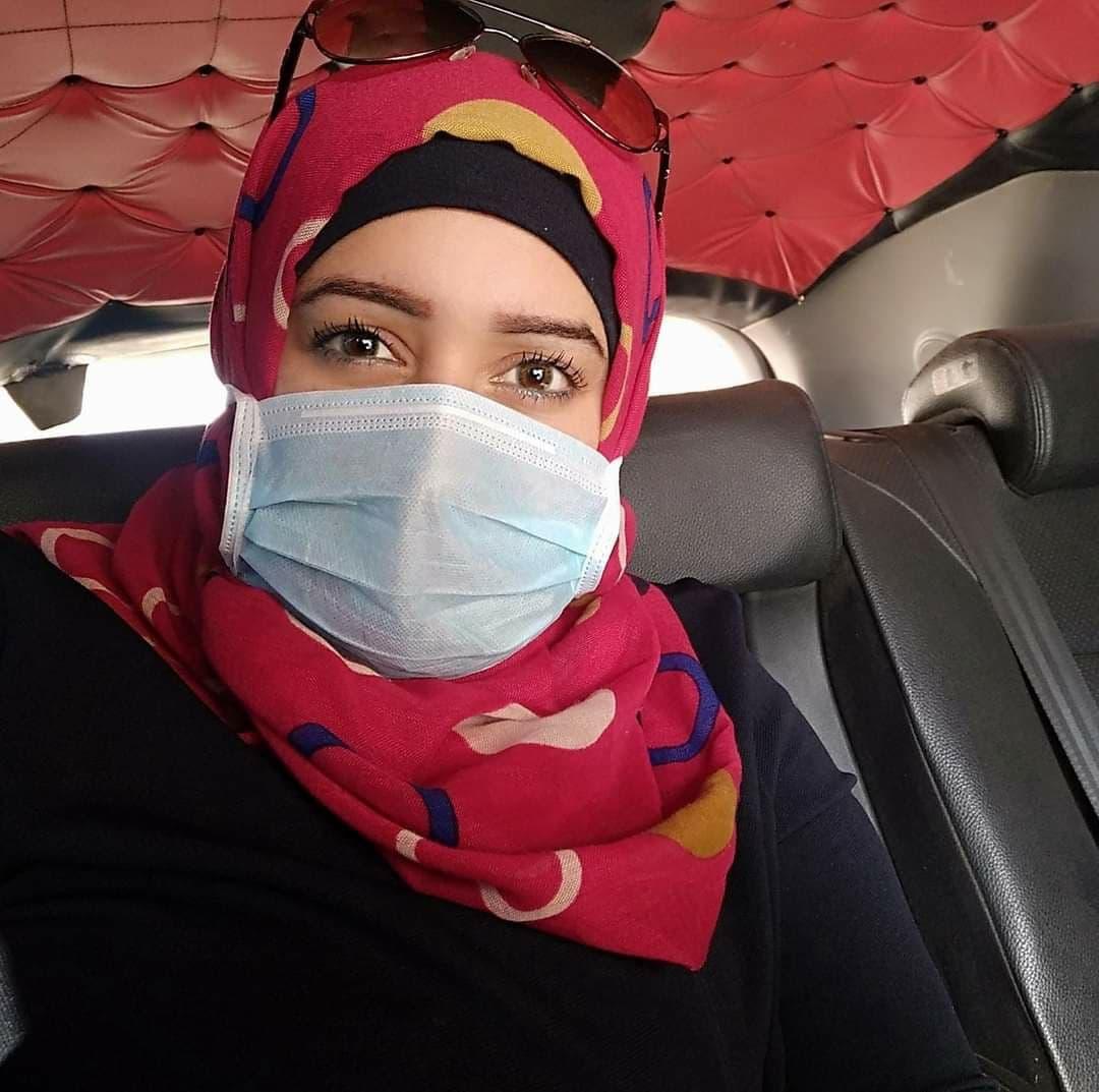 """مطالبات  بإطلاق سراح  الناشطة """"نور الشلو"""" من سجون """"تحرير الشام"""""""