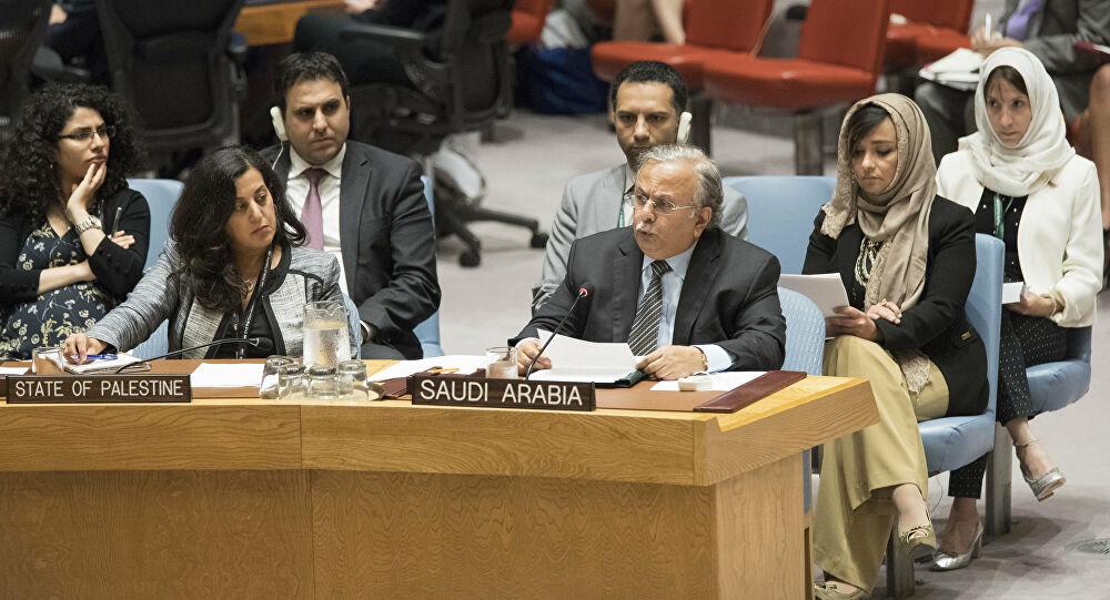 السعودية: نؤيد وندعم جهود الأمم المتحدة لوقف المأساة السورية