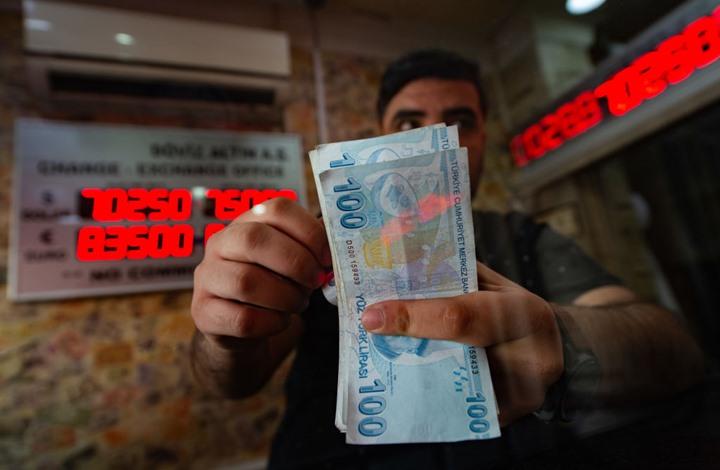 الليرة التركية ترتفع عقب قرار رفع الفائدة